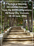 Technical Meeting on Lessons Learned from the Russian Research Reactor Fuel Return (RRRFR) Programme,  Da-Nang City, Viet Nam, 18–20 June 2014