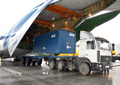 Air Shipment of the Spent Fuel from Romania